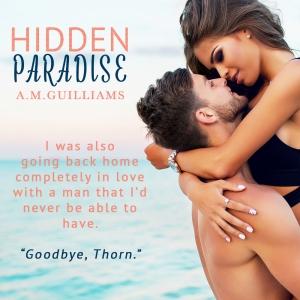Hidden Paradise Teaser 4